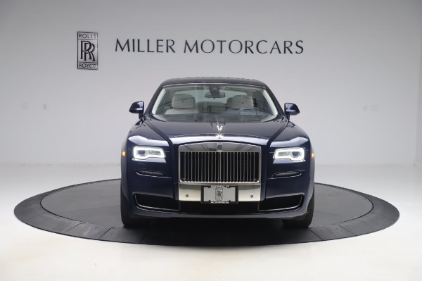 Used 2016 Rolls-Royce Ghost for sale $173,900 at Bugatti of Greenwich in Greenwich CT 06830 2