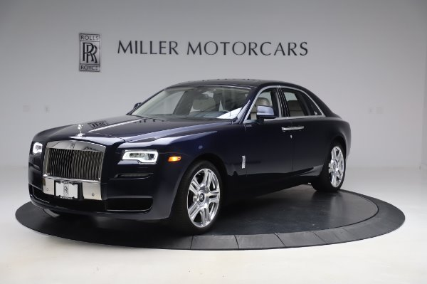 Used 2016 Rolls-Royce Ghost for sale $173,900 at Bugatti of Greenwich in Greenwich CT 06830 3