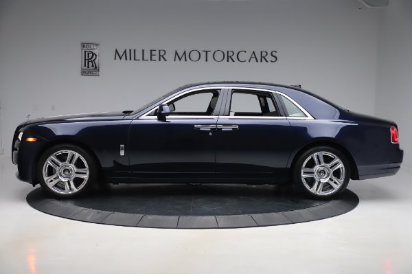 Used 2016 Rolls-Royce Ghost for sale $173,900 at Bugatti of Greenwich in Greenwich CT 06830 4