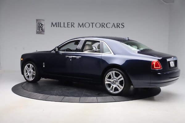 Used 2016 Rolls-Royce Ghost for sale $173,900 at Bugatti of Greenwich in Greenwich CT 06830 5