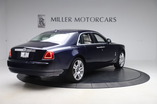 Used 2016 Rolls-Royce Ghost for sale $173,900 at Bugatti of Greenwich in Greenwich CT 06830 7