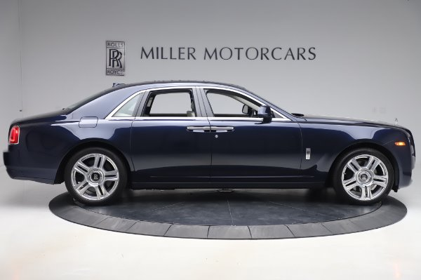 Used 2016 Rolls-Royce Ghost for sale $173,900 at Bugatti of Greenwich in Greenwich CT 06830 8