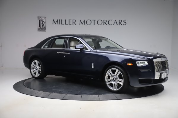Used 2016 Rolls-Royce Ghost for sale $173,900 at Bugatti of Greenwich in Greenwich CT 06830 9