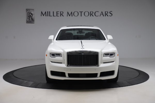 Used 2018 Rolls-Royce Ghost for sale $247,900 at Bugatti of Greenwich in Greenwich CT 06830 2