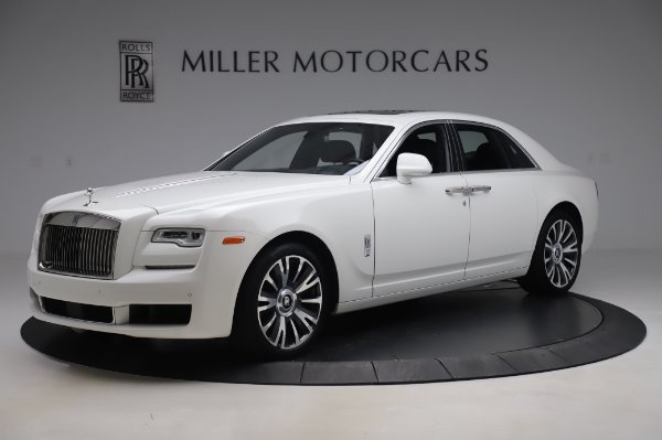 Used 2018 Rolls-Royce Ghost for sale $247,900 at Bugatti of Greenwich in Greenwich CT 06830 3