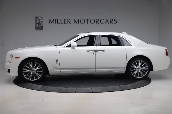 Used 2018 Rolls-Royce Ghost for sale $247,900 at Bugatti of Greenwich in Greenwich CT 06830 4