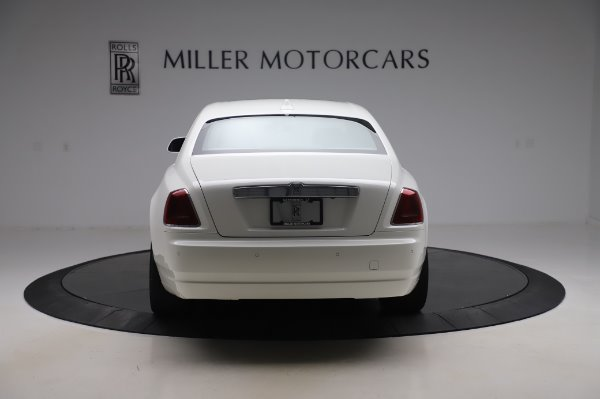 Used 2018 Rolls-Royce Ghost for sale $247,900 at Bugatti of Greenwich in Greenwich CT 06830 6