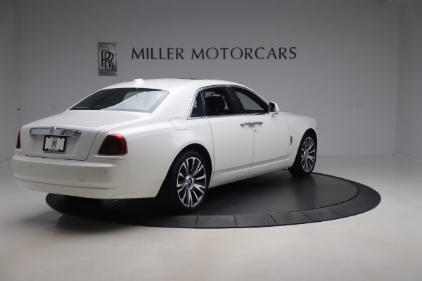 Used 2018 Rolls-Royce Ghost for sale $247,900 at Bugatti of Greenwich in Greenwich CT 06830 7
