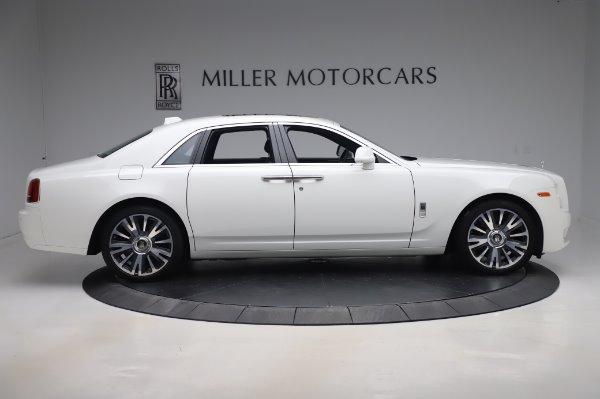 Used 2018 Rolls-Royce Ghost for sale $247,900 at Bugatti of Greenwich in Greenwich CT 06830 8