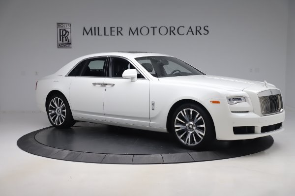 Used 2018 Rolls-Royce Ghost for sale $247,900 at Bugatti of Greenwich in Greenwich CT 06830 9