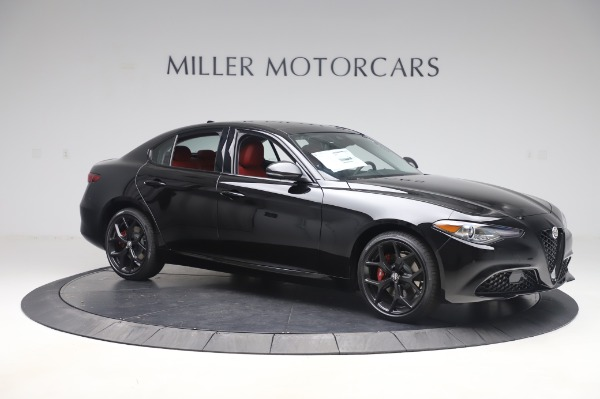 New 2020 Alfa Romeo Giulia Q4 for sale $48,445 at Bugatti of Greenwich in Greenwich CT 06830 10