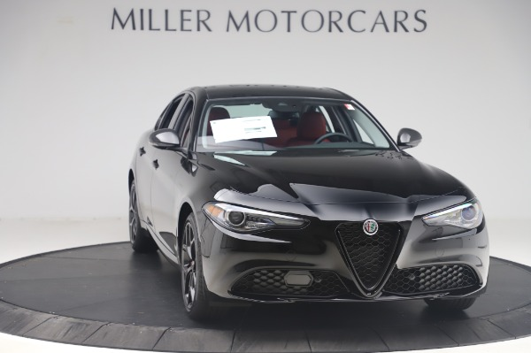 New 2020 Alfa Romeo Giulia Q4 for sale $48,445 at Bugatti of Greenwich in Greenwich CT 06830 11