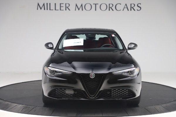 New 2020 Alfa Romeo Giulia Q4 for sale $48,445 at Bugatti of Greenwich in Greenwich CT 06830 12