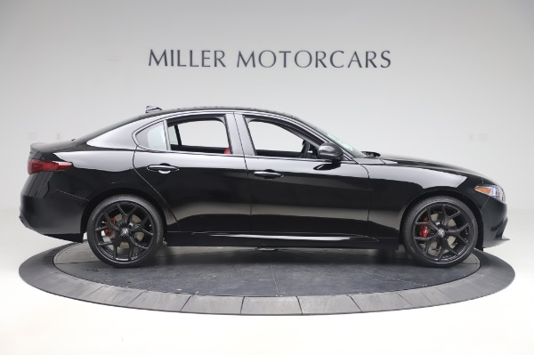 New 2020 Alfa Romeo Giulia Q4 for sale $48,445 at Bugatti of Greenwich in Greenwich CT 06830 9