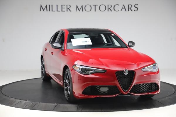 New 2020 Alfa Romeo Giulia Sport Q4 for sale Call for price at Bugatti of Greenwich in Greenwich CT 06830 11