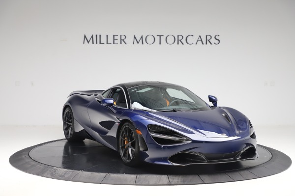 Used 2018 McLaren 720S Luxury for sale Call for price at Bugatti of Greenwich in Greenwich CT 06830 10