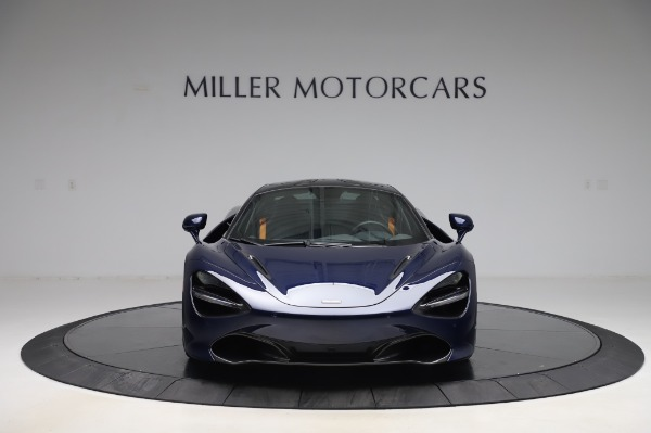 Used 2018 McLaren 720S Luxury for sale Call for price at Bugatti of Greenwich in Greenwich CT 06830 11