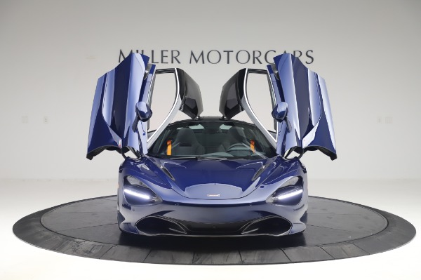 Used 2018 McLaren 720S Luxury for sale Call for price at Bugatti of Greenwich in Greenwich CT 06830 12