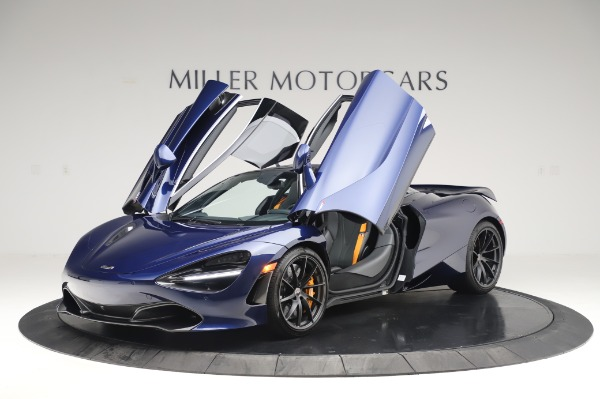 Used 2018 McLaren 720S Luxury for sale Call for price at Bugatti of Greenwich in Greenwich CT 06830 13