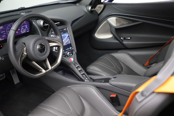 Used 2018 McLaren 720S Luxury for sale Call for price at Bugatti of Greenwich in Greenwich CT 06830 16