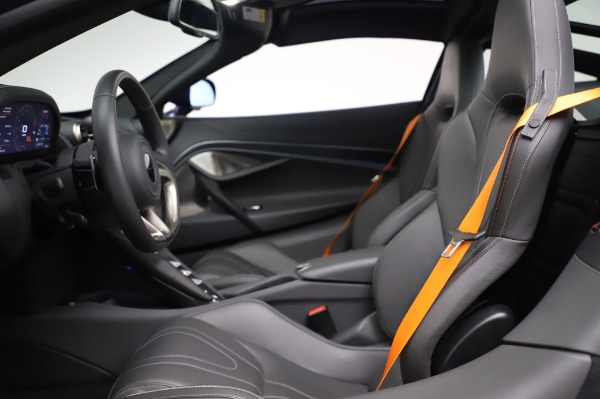 Used 2018 McLaren 720S Luxury for sale Call for price at Bugatti of Greenwich in Greenwich CT 06830 17