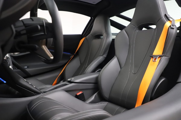 Used 2018 McLaren 720S Luxury for sale Call for price at Bugatti of Greenwich in Greenwich CT 06830 18