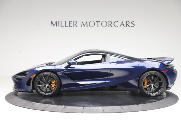 Used 2018 McLaren 720S Luxury for sale Call for price at Bugatti of Greenwich in Greenwich CT 06830 2
