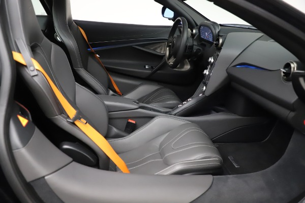 Used 2018 McLaren 720S Luxury for sale Call for price at Bugatti of Greenwich in Greenwich CT 06830 21