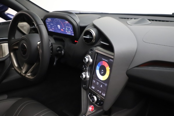 Used 2018 McLaren 720S Luxury for sale Call for price at Bugatti of Greenwich in Greenwich CT 06830 25