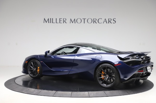 Used 2018 McLaren 720S Luxury for sale Call for price at Bugatti of Greenwich in Greenwich CT 06830 3