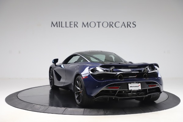 Used 2018 McLaren 720S Luxury for sale Call for price at Bugatti of Greenwich in Greenwich CT 06830 4