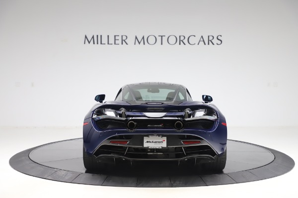 Used 2018 McLaren 720S Luxury for sale Call for price at Bugatti of Greenwich in Greenwich CT 06830 5