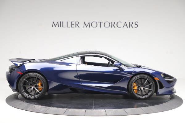 Used 2018 McLaren 720S Luxury for sale Call for price at Bugatti of Greenwich in Greenwich CT 06830 8