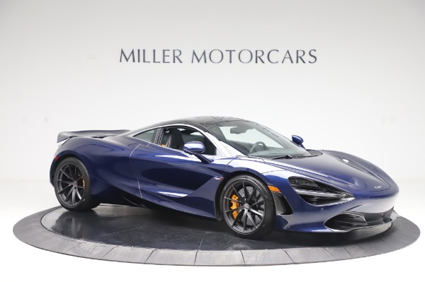 Used 2018 McLaren 720S Luxury for sale Call for price at Bugatti of Greenwich in Greenwich CT 06830 9