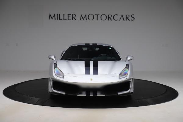 Used 2019 Ferrari 488 Pista for sale $439,900 at Bugatti of Greenwich in Greenwich CT 06830 12