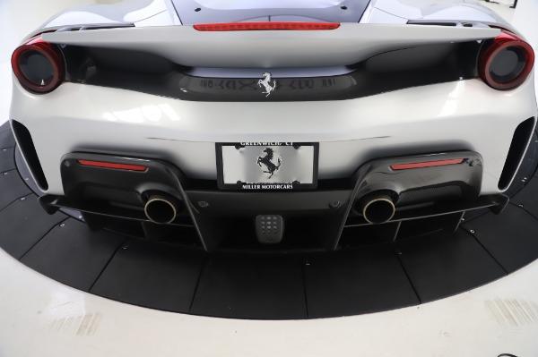 Used 2019 Ferrari 488 Pista for sale $445,900 at Bugatti of Greenwich in Greenwich CT 06830 28