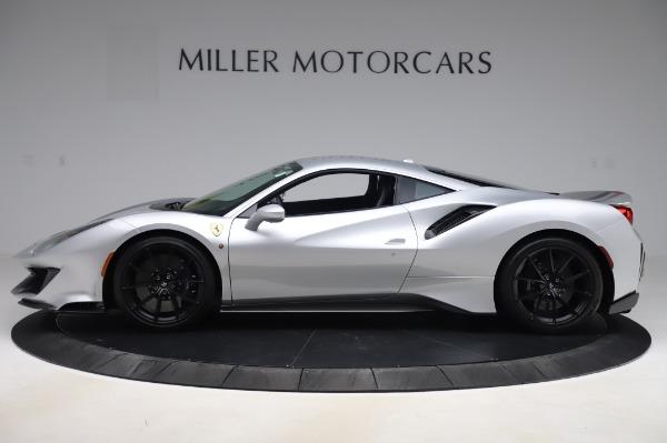 Used 2019 Ferrari 488 Pista for sale $439,900 at Bugatti of Greenwich in Greenwich CT 06830 3