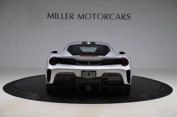 Used 2019 Ferrari 488 Pista for sale $439,900 at Bugatti of Greenwich in Greenwich CT 06830 6