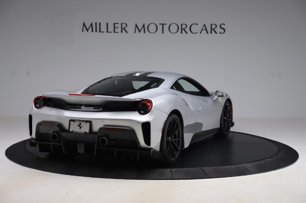 Used 2019 Ferrari 488 Pista for sale $439,900 at Bugatti of Greenwich in Greenwich CT 06830 7