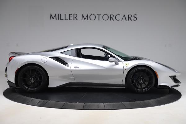 Used 2019 Ferrari 488 Pista for sale $445,900 at Bugatti of Greenwich in Greenwich CT 06830 9