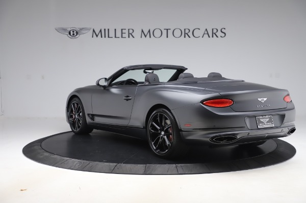 New 2020 Bentley Continental GTC W12 for sale $329,600 at Bugatti of Greenwich in Greenwich CT 06830 5
