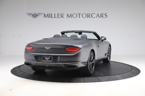 New 2020 Bentley Continental GTC W12 for sale $329,600 at Bugatti of Greenwich in Greenwich CT 06830 7