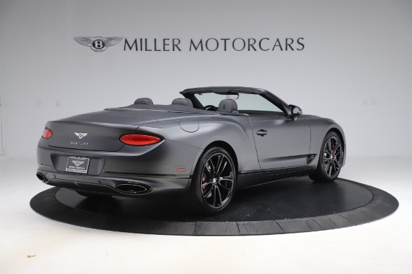 New 2020 Bentley Continental GTC W12 for sale $329,600 at Bugatti of Greenwich in Greenwich CT 06830 8