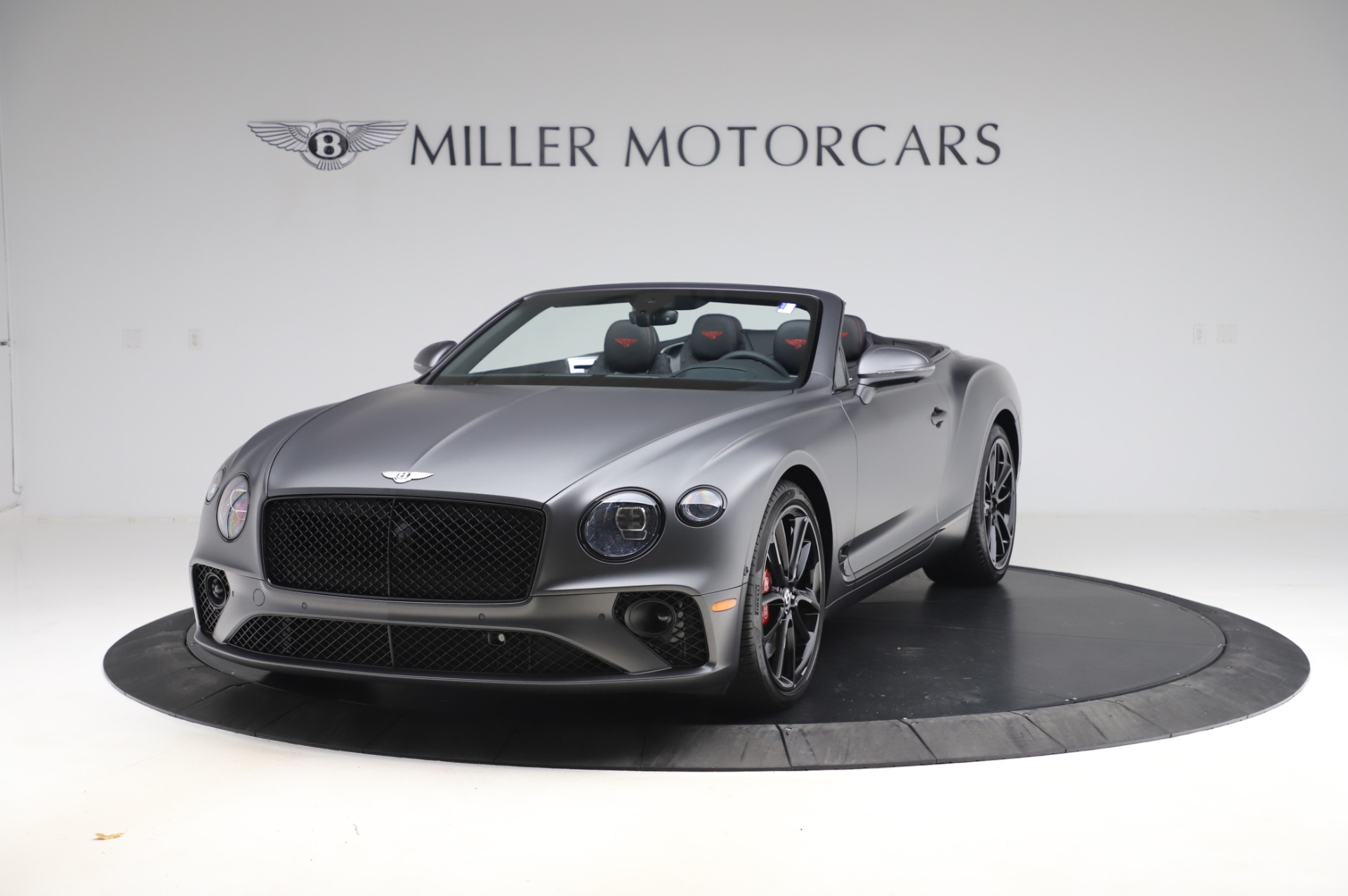 New 2020 Bentley Continental GTC W12 for sale $329,600 at Bugatti of Greenwich in Greenwich CT 06830 1