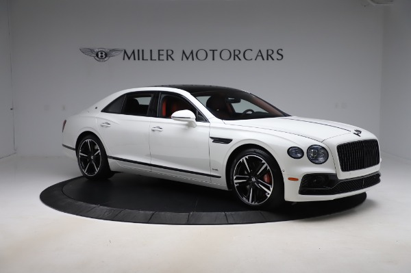 New 2020 Bentley Flying Spur W12 First Edition for sale $276,130 at Bugatti of Greenwich in Greenwich CT 06830 11