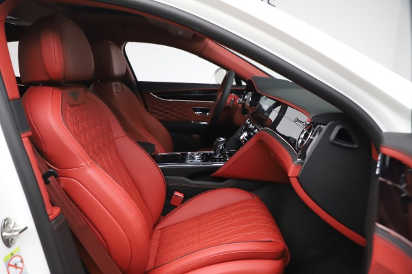 New 2020 Bentley Flying Spur W12 First Edition for sale $276,130 at Bugatti of Greenwich in Greenwich CT 06830 25
