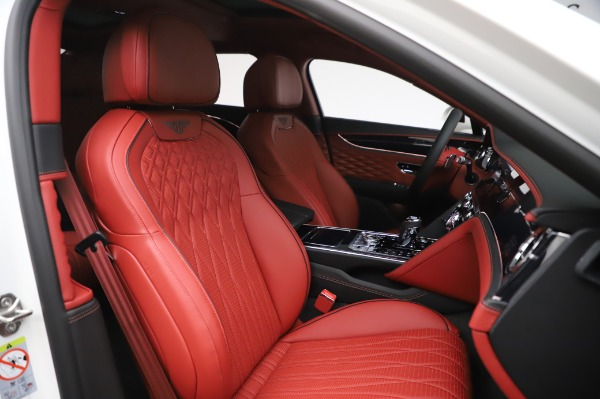 New 2020 Bentley Flying Spur W12 First Edition for sale $276,130 at Bugatti of Greenwich in Greenwich CT 06830 26