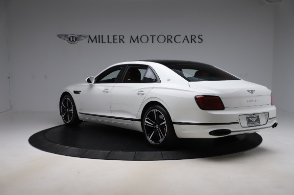 New 2020 Bentley Flying Spur W12 First Edition for sale $276,130 at Bugatti of Greenwich in Greenwich CT 06830 5
