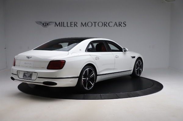 New 2020 Bentley Flying Spur W12 First Edition for sale $276,130 at Bugatti of Greenwich in Greenwich CT 06830 8