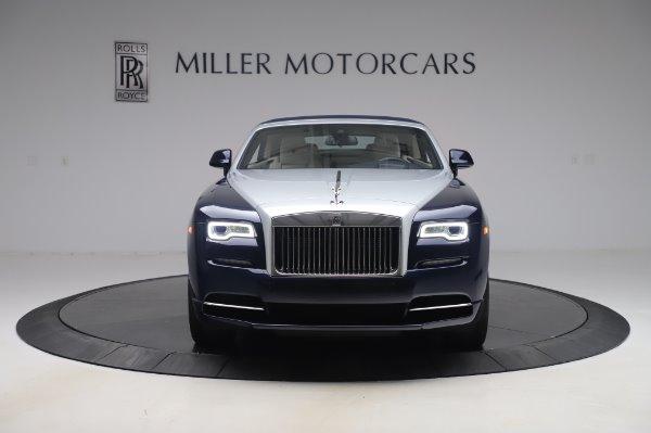 Used 2017 Rolls-Royce Dawn Base for sale $248,900 at Bugatti of Greenwich in Greenwich CT 06830 12